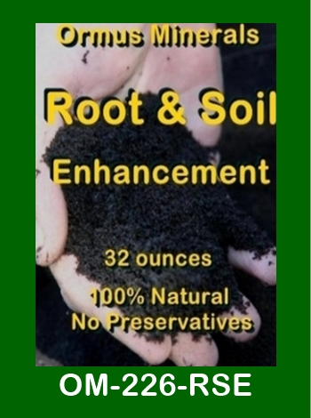 Ormus Minerals Root and Soil Enhancement store