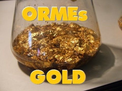 Ormus Minerals Orme Gold